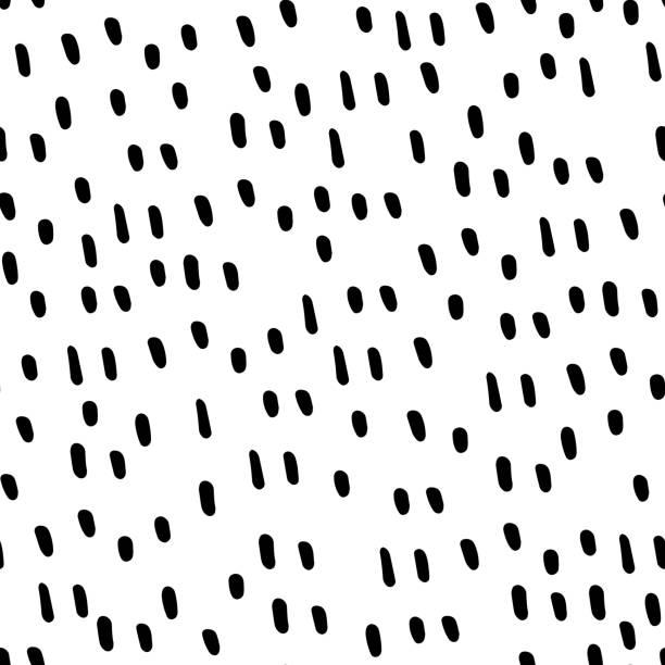 Vektor Musterdesign Doodle – Vektorgrafik