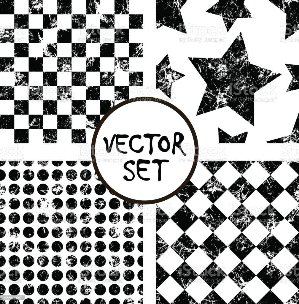 ベクターのシームレスなパターン、グラフィック イラスト ロイヤリティフリーベクターのシームレスなパターングラフィック イラスト - ひびが入ったのベクターアート素材や画像を多数ご用意