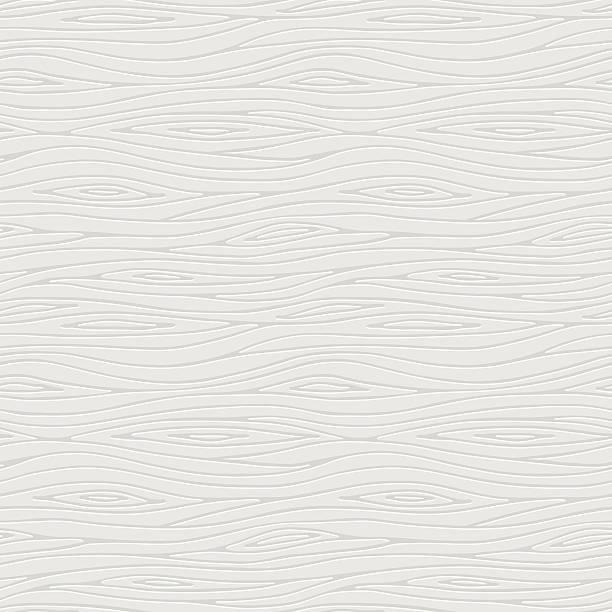 ilustrações, clipart, desenhos animados e ícones de vetor padrão perfeito de branco textura de madeira - textura de madeira