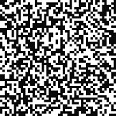 Vector seamless pattern. Random pixel texture. Black-and-white background. Monochrome QR code design.