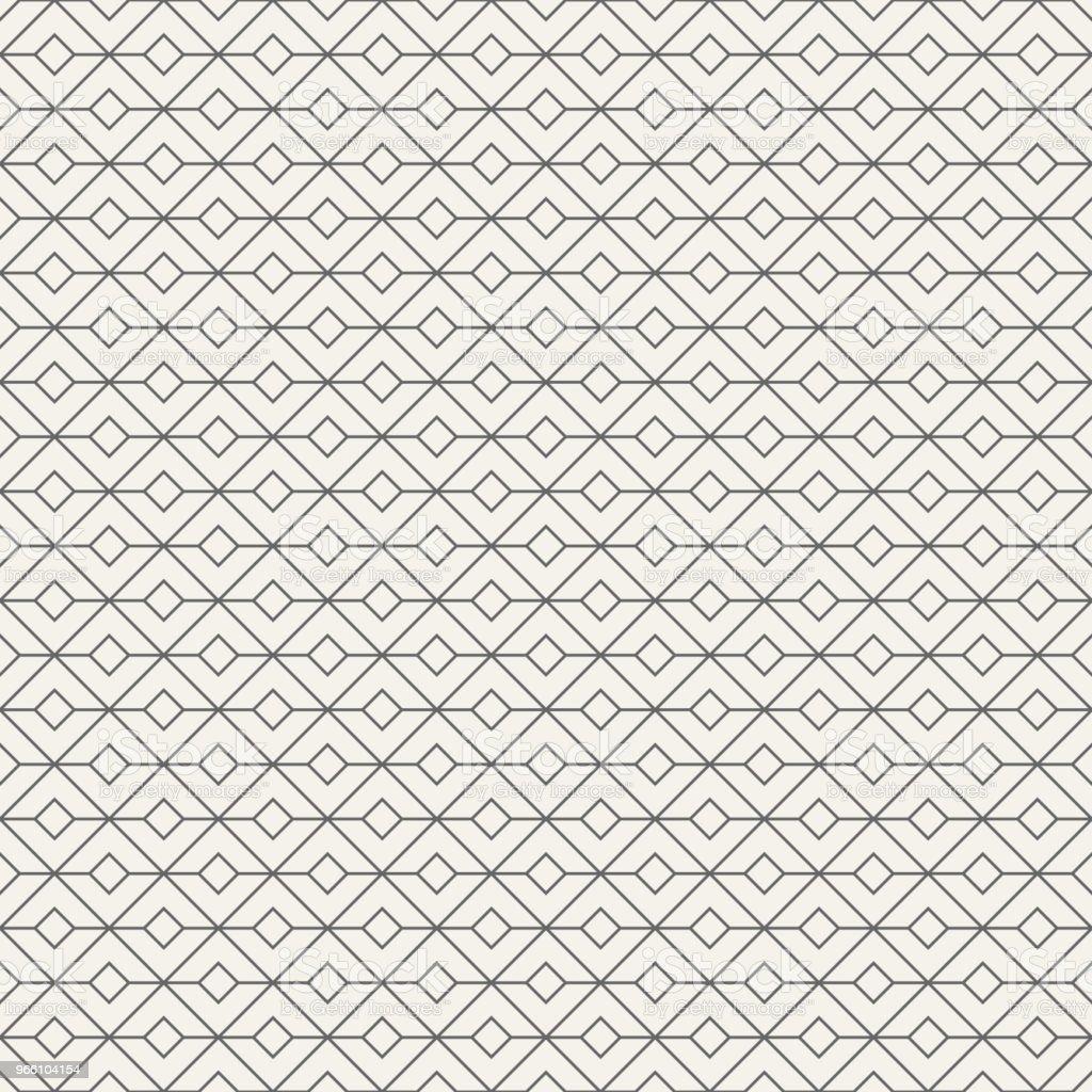 Vector seamless pattern. - Векторная графика Абстрактный роялти-фри