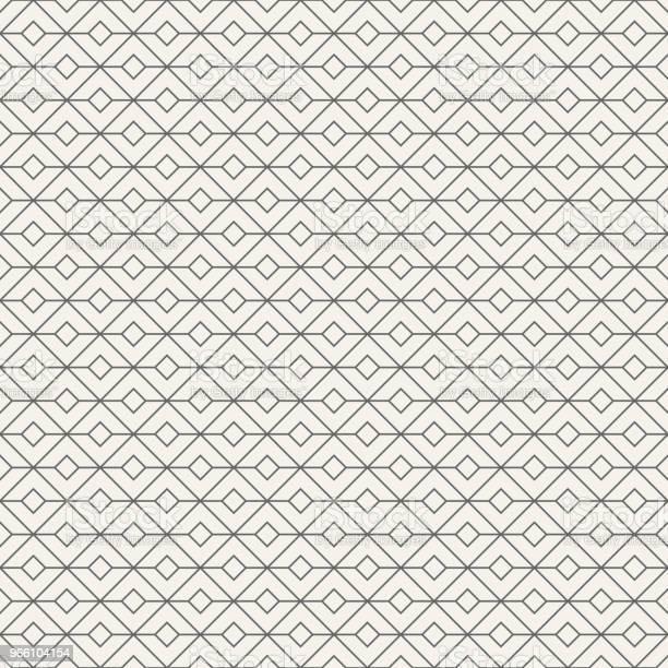 Vector Sömlösa Mönster-vektorgrafik och fler bilder på Abstrakt