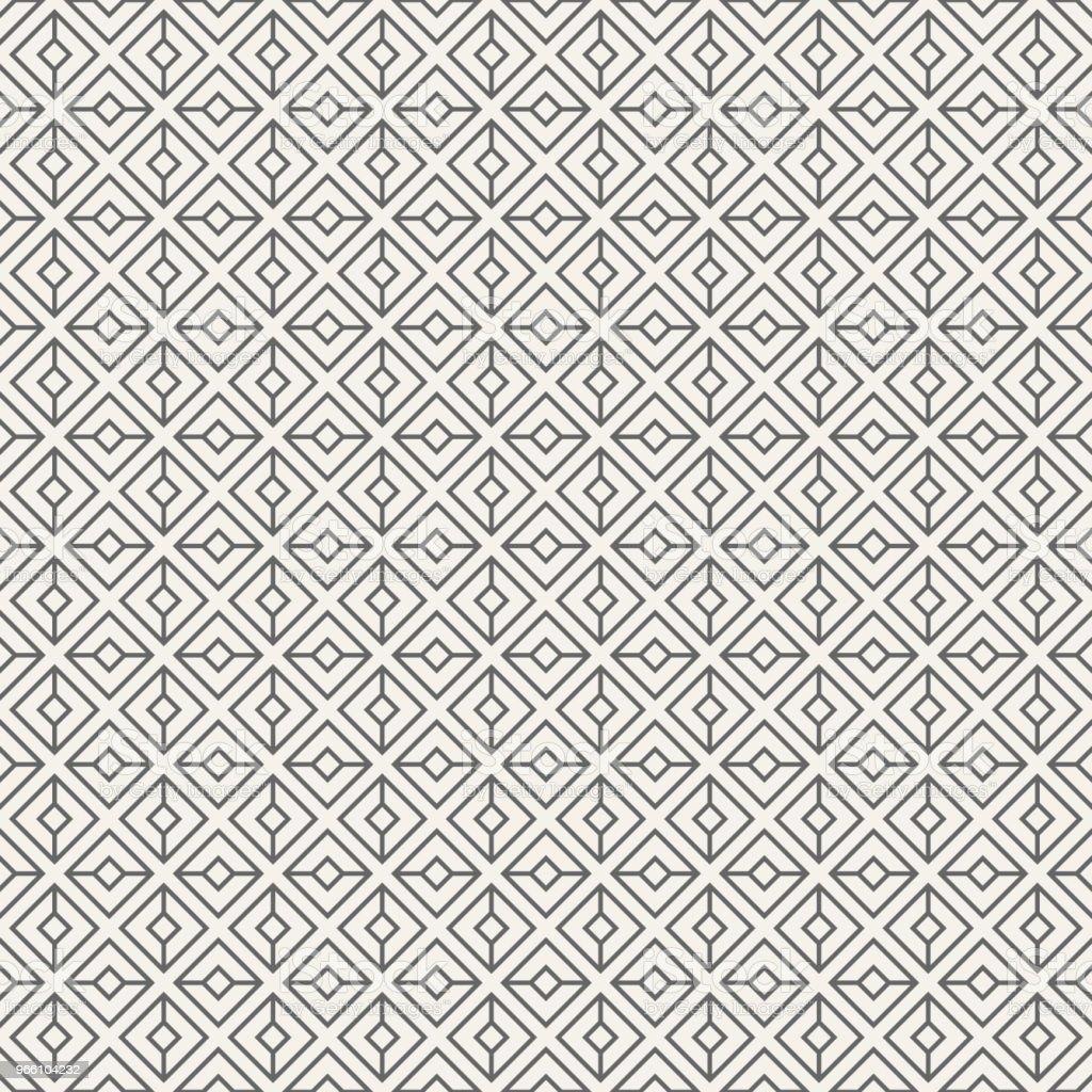 Vector sömlösa mönster. - Royaltyfri Abstrakt vektorgrafik