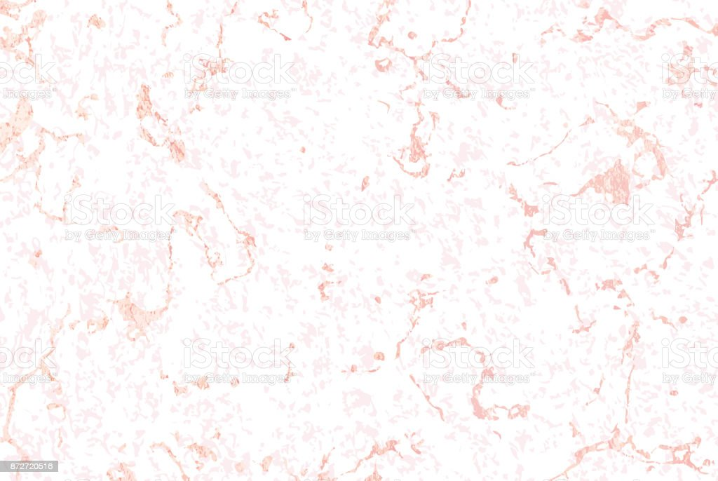 white marble texture seamless. Vector seamless pattern  White marble texture with rose gold Holiday background Trendy template Seamless Pattern Marble Texture With Rose Gold