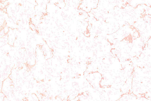 Vector Seamless Pattern White Marble Texture With Rose Gold Holiday Background Trendy Template ...