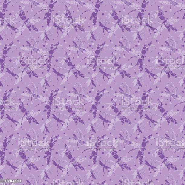 Vector seamless pattern with dragonfly and circles perfect for vector id1142539041?b=1&k=6&m=1142539041&s=612x612&h=cj tqydyvefskvr2uitquodirerxf2owwgzf0uf4vk4=