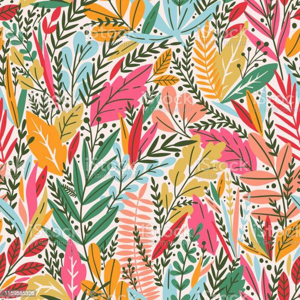 Vector seamless pattern with tropical leaves vector id1159585326?b=1&k=6&m=1159585326&s=612x612&h=bzcdrythcg74idtvtvq swdmqtre6suaxtjk2t4ppl4=