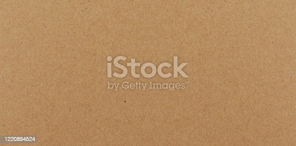 istock Vector seamless texture of kraft paper backgroundю EPS 10 1220894524