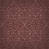 Vector seamless wallpaper with abstract pattern