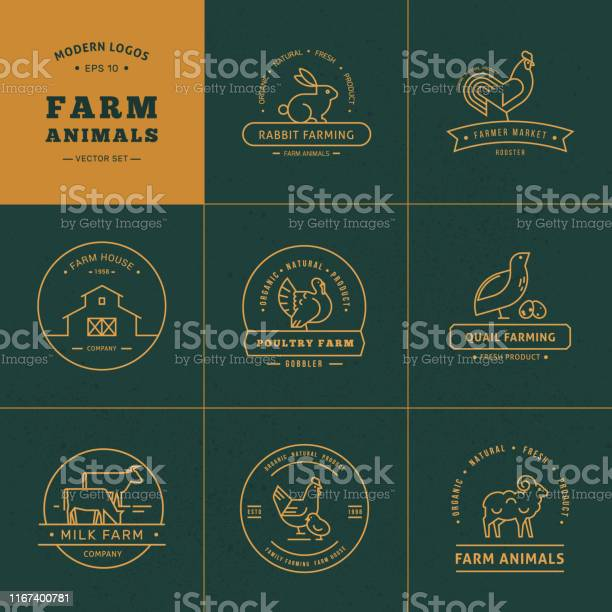 Vector set of 8 farm logos made in a linear style vector id1167400781?b=1&k=6&m=1167400781&s=612x612&h=nhurvhpmig 2ybv9 1pta0sktmllnqhtef4rdegfucm=