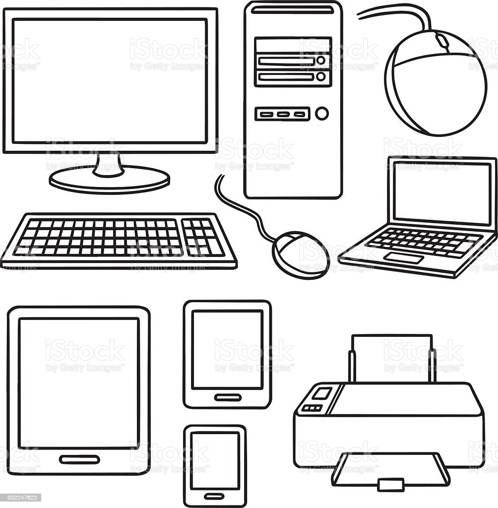 Computer Accessories Diagram Enthusiast Wiring Diagrams