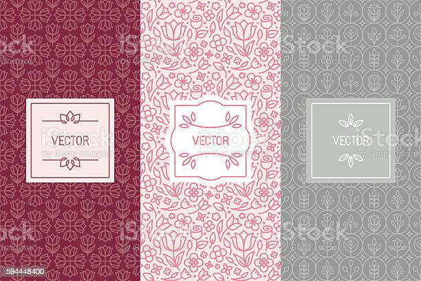 Vector set of design elements for cosmetic packaging vector id594448400?b=1&k=6&m=594448400&s=612x612&h=so idemnj6gmwnxnh7vid3tt0jtp3brabo4mndkhasy=