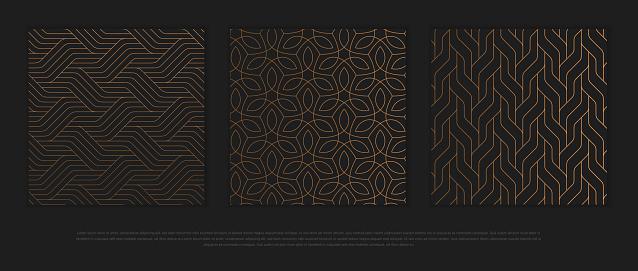 luxury patterns