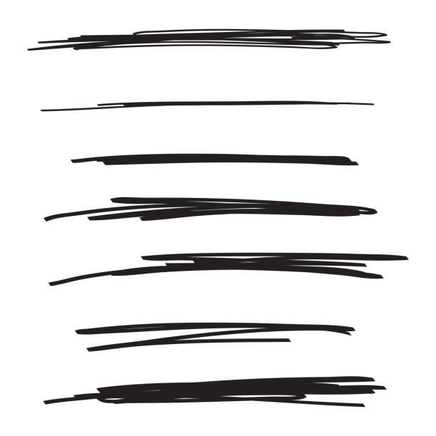手描きのベクトルを設定します。 - ブラシ点のイラスト素材/クリップアート素材/マンガ素材/アイコン素材