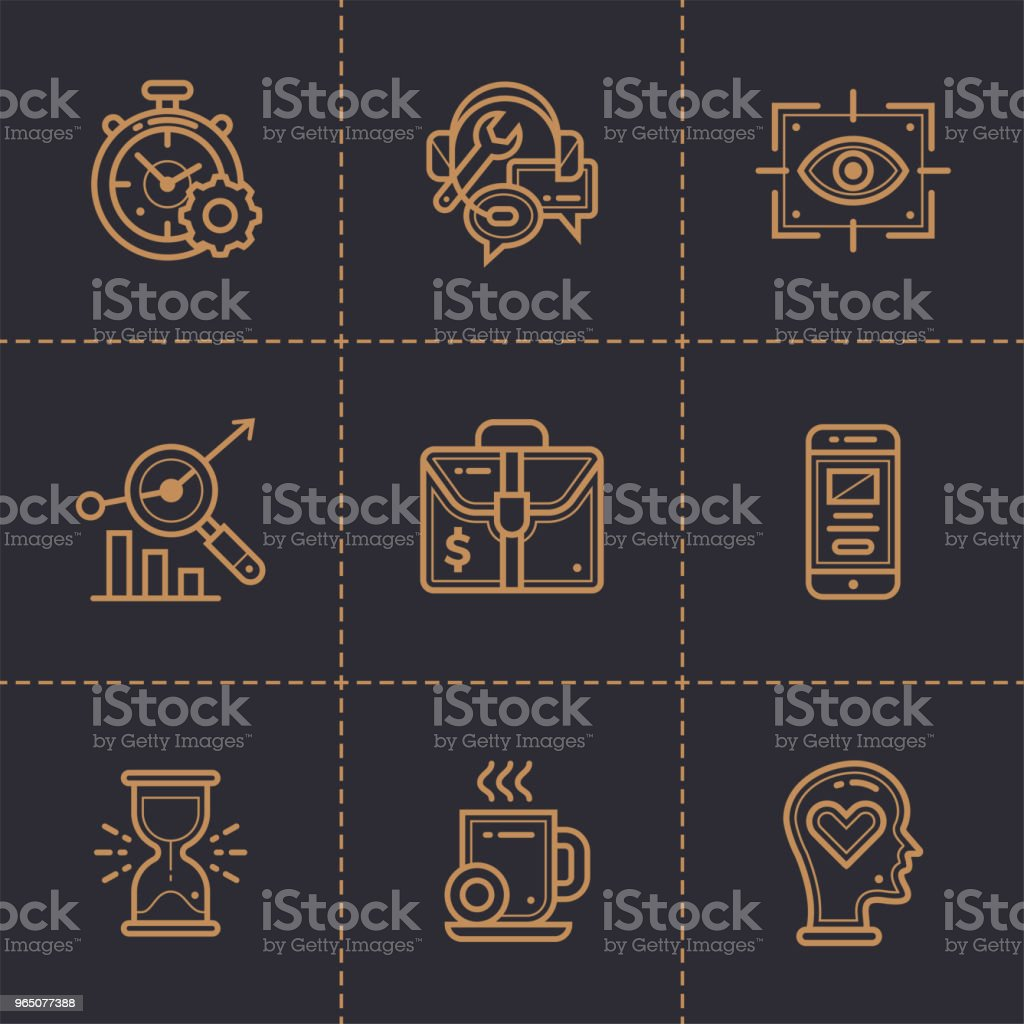 Vector set of linear icons for startup business. High quality modern icons for suitable for info graphics, print media and interfaces vector set of linear icons for startup business high quality modern icons for suitable for info graphics print media and interfaces - stockowe grafiki wektorowe i więcej obrazów bez ludzi royalty-free