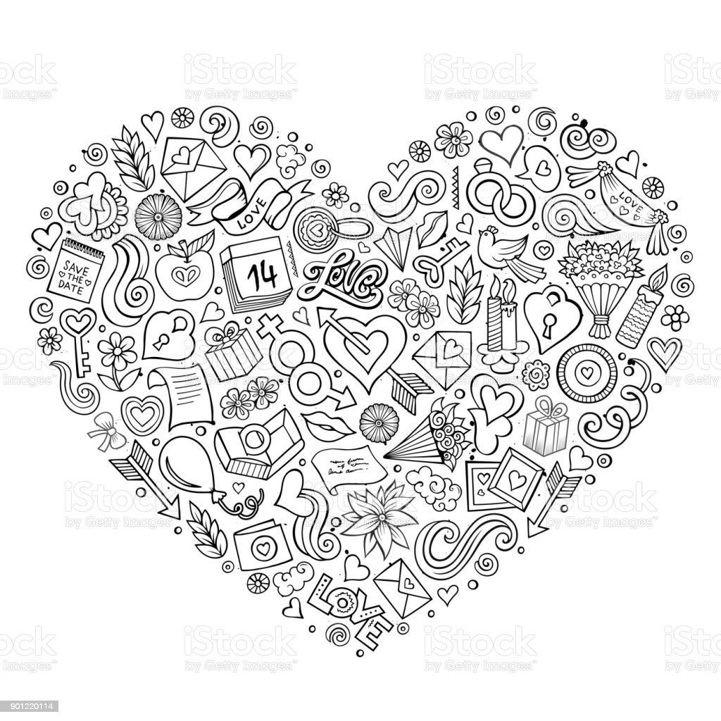 kärlek i en post dating World tre typer av relativa dating