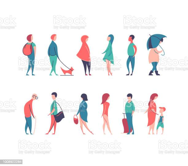 Vector set of stylized people figures flat line and color men and in vector id1008922284?b=1&k=6&m=1008922284&s=612x612&h=yctv7 sa5852c0vrqn0nut6ybvpqaichsvvmldibyvo=