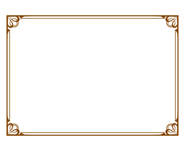Vector set of vintage elements for design. Ornamental frames, borders, dividers, banners, arrows, monogram, corners, square, template for logo. Pear and flower vignette. Premium gold style Vector set of vintage elements for design. Ornamental frames, borders, dividers, banners, arrows, monogram, corners, square, template for logo. Pear and flower vignette. Premium gold style geographical border stock illustrations