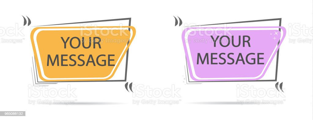 Vector set quotation template in quotes. Vector banner with frame and quotes. vector set quotation template in quotes vector banner with frame and quotes - stockowe grafiki wektorowe i więcej obrazów baner royalty-free