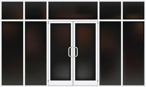 ベクトルショップブティック - 玄関点のイラスト素材/クリップアート素材/マンガ素材/アイコン素材