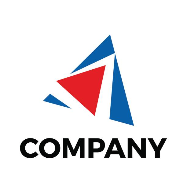 Best Triangle Logo Illustrations, Royalty-Free Vector ...