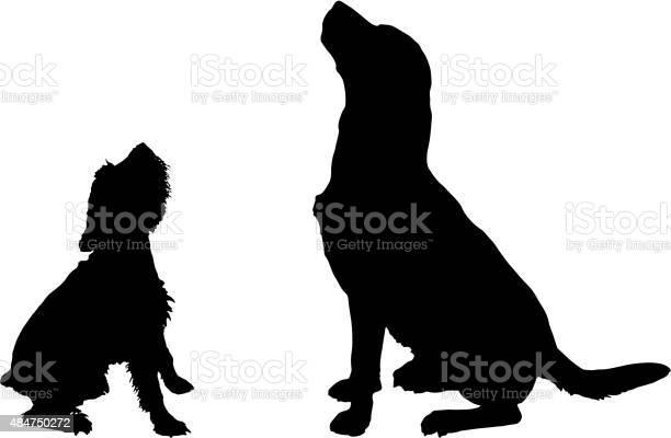 Vector silhouette of a dog vector id484750272?b=1&k=6&m=484750272&s=612x612&h=9turkaww7fai2pix5epshcrqbfstqxiwpo3tqsdeb 0=
