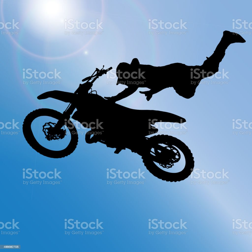 Vector silhouette of a man. royalty-free vector silhouette of a man stock vector art & more images of activity