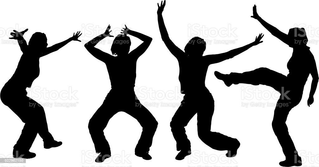 royalty free zumba clip art vector images illustrations istock rh istockphoto com zumba clip art black and white zumba dancer clipart