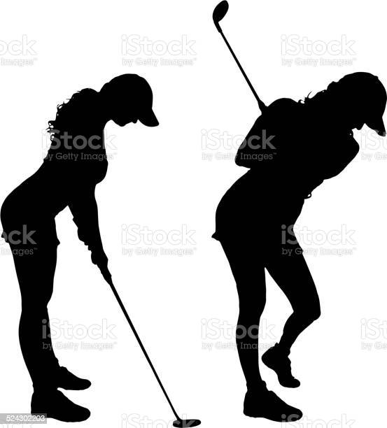 vector silhouette of the woman stock illustration - download image now -  istock  istock