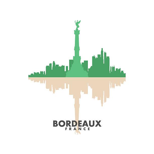Vector silhouettes de la ville - Illustration vectorielle
