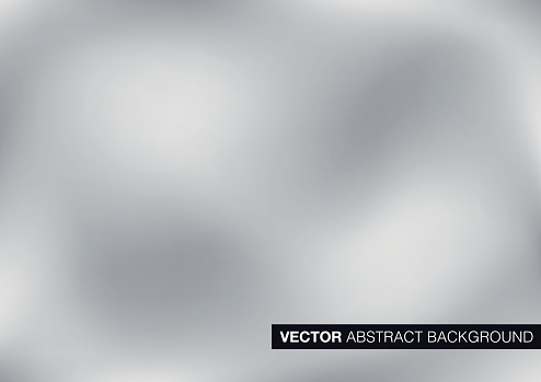 Vector silver metal background