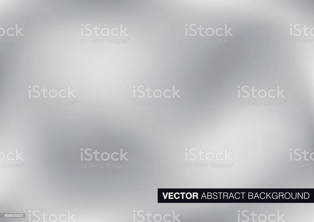 Metal de fundo Vector prata - ilustração de arte em vetor