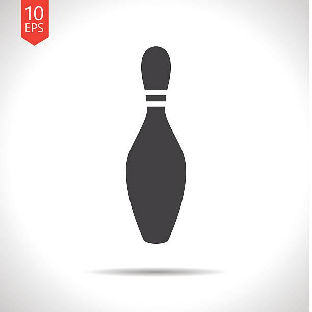 Vector skittle icon. Eps10 vector art illustration
