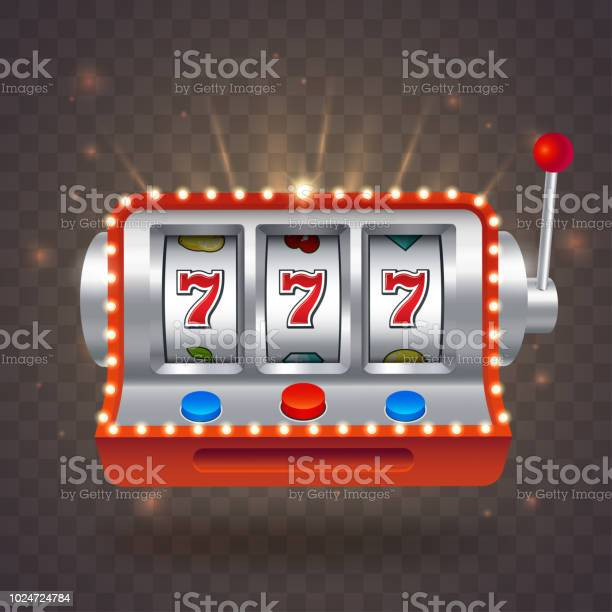 Vector slot machine with bright lights isolated on transparent big vector id1024724784?b=1&k=6&m=1024724784&s=612x612&h=29dweuferp3q2fdtguphz at6s dadf gmxlnyb3ats=