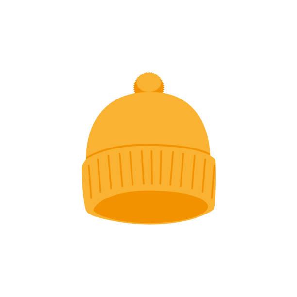 stockillustraties, clipart, cartoons en iconen met vector snowboarden glb platte pictogram geïsoleerd - flat cap