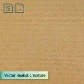 Vector soft clean cardboard texture.