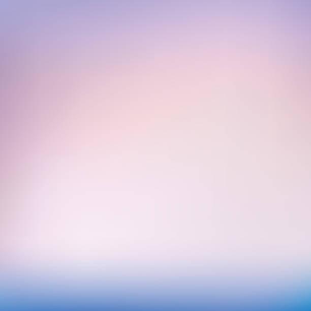 wektorowe miękkie kolorowe abstrakcyjne tło - pastelowy kolor stock illustrations