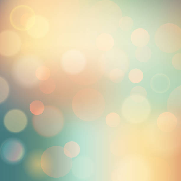 vektor weichen farbigen abstrakten sommer hintergrund für helle design - weichzeichner stock-grafiken, -clipart, -cartoons und -symbole