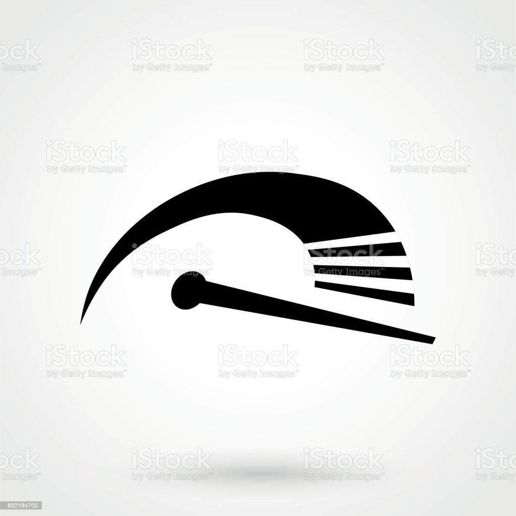 Vector Speedometer Icon Stock Illustration - Download Image Now