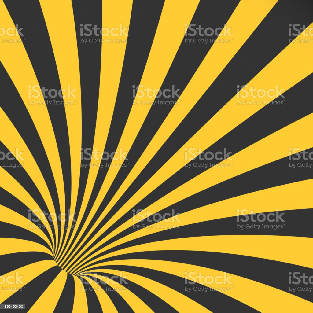 Vector Spiral Tunnel Illusion Vortex Motion Striped Tunnel Background Stock  Illustration - Download Image Now