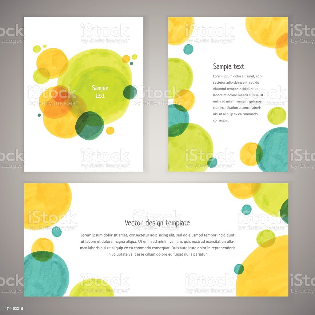Vector spot templates royalty-free vector spot templates stock vector art & more images of 2015