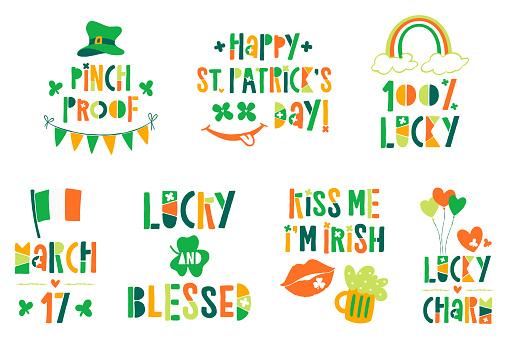 Vector St. Patricks Day clipart