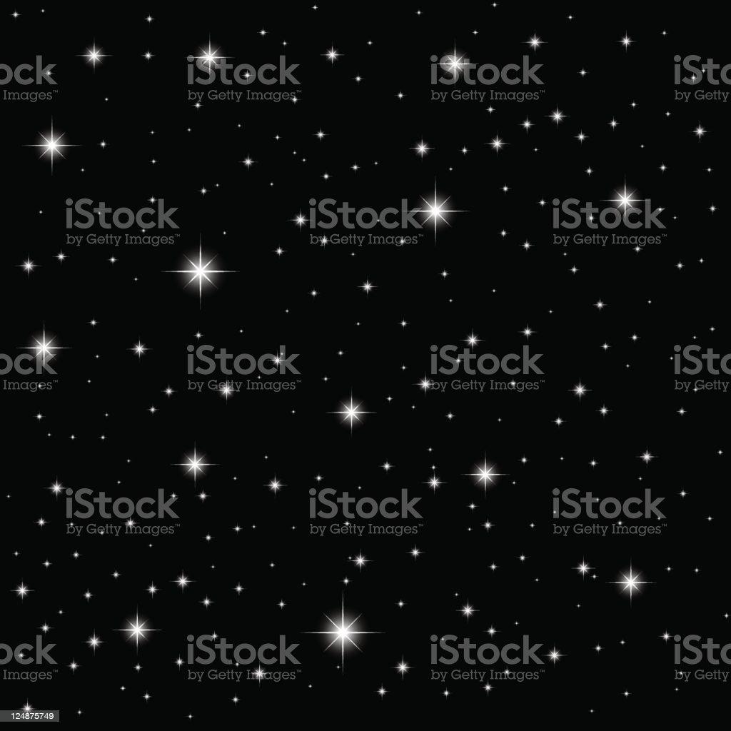 Vector Stars vector art illustration