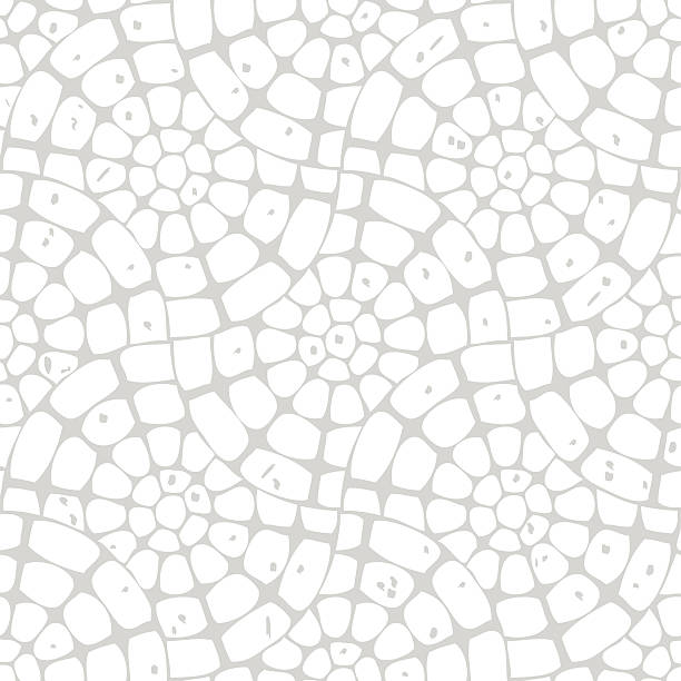 vector stone wall decor - tile pattern stock illustrations, clip art, cartoons, & icons