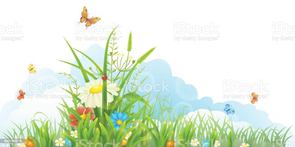 Vector summer banner royalty-free vector summer banner stock vector art & more images of abstract