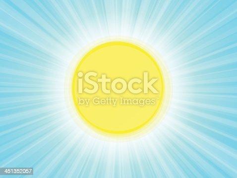 626588878 istock photo Vector Sun 451352057