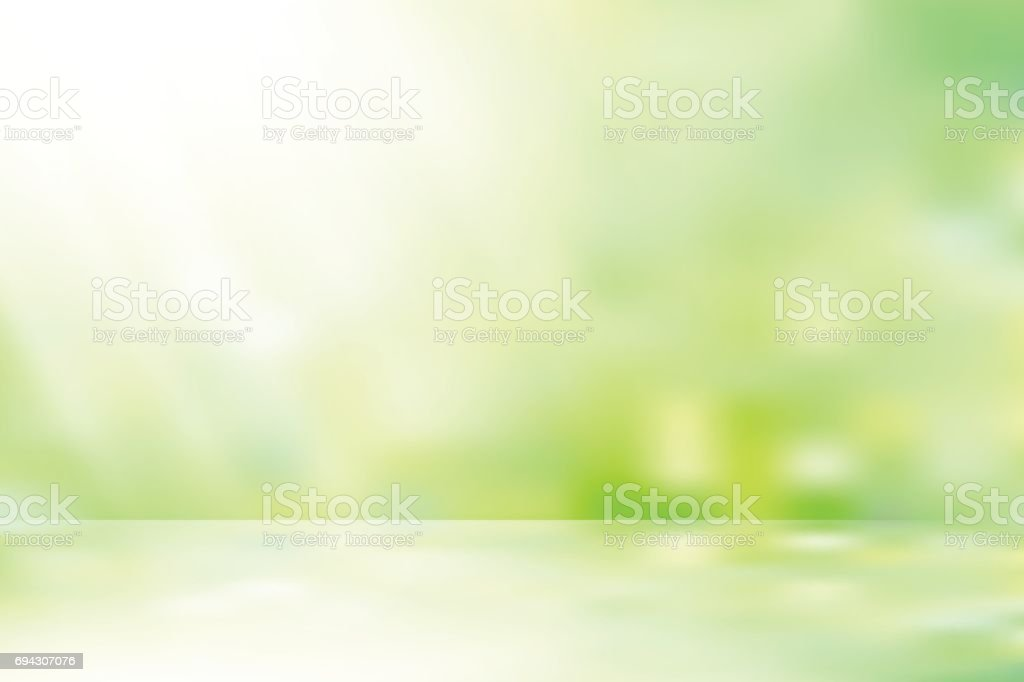 vector sunlight nature bokeh vector art illustration