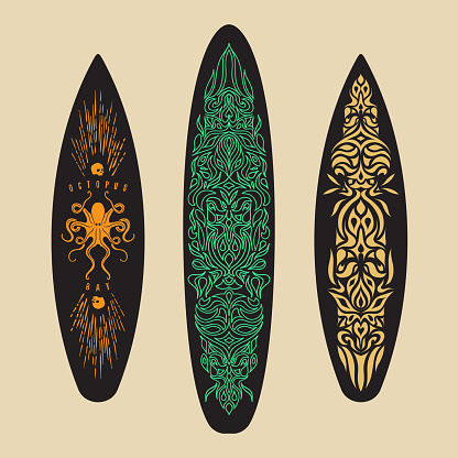 Vector Surf Graphics.
