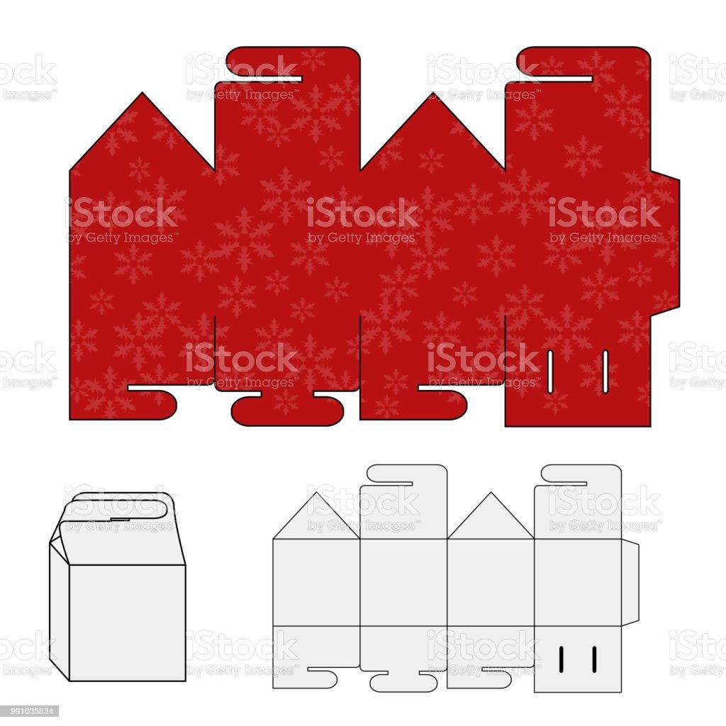 Modèle De Vecteur Pour Lenveloppe De Papier Couverture Sac à
