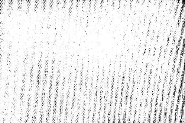 Modèle de vecteur de textile. Modèle toile noir et blanc pour votre conception - Illustration vectorielle